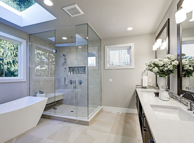 Comment Aménager Sa Salle De Bain Fiche Conseil Libeoz - Comment amenager sa salle de bain