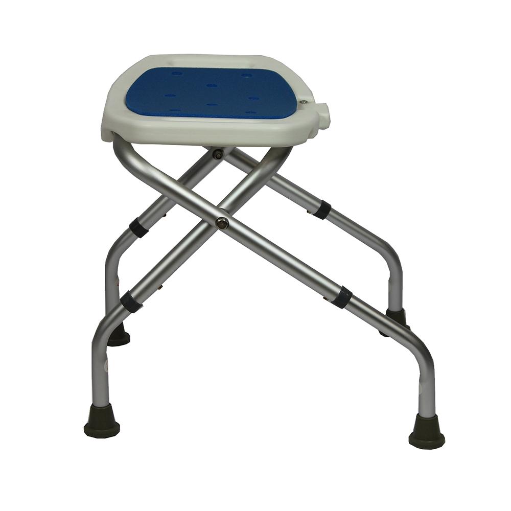 si ge de douche pliant blue seat 528005 herdegen. Black Bedroom Furniture Sets. Home Design Ideas