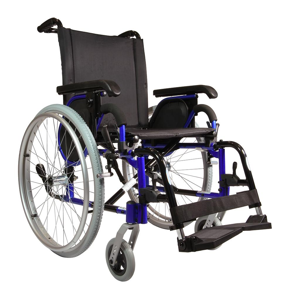 fauteuil roulant pliable alto nv dossier fixe assise 39 cm. Black Bedroom Furniture Sets. Home Design Ideas